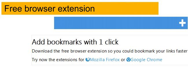 Bookmark Extensions